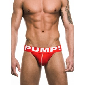 PUMP! Jock - Red
