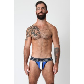 CellBlock 13 Cellmate Jock - White/Grey/Blu