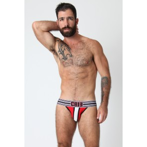 CellBlock 13 Cellmate Jock - Red/White/Grey