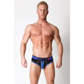 CellBlock 13 Liquid Shadow Brief - Blue
