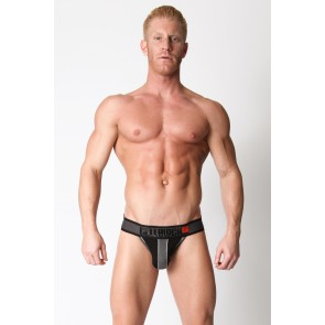 CellBlock 13 Liquid Shadow Jock - Grey