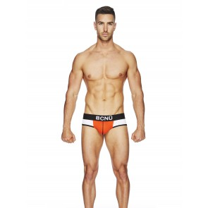 BCNU Joey (Push-up) Low RIse Brief - Salamander