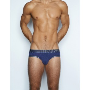 C-IN2 Zen Slider Brief - Rain Heather