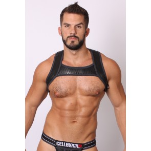 CellBlock 13 Apex Harness - Grey
