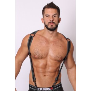 CellBlock 13 Arsenal Harness - Grey