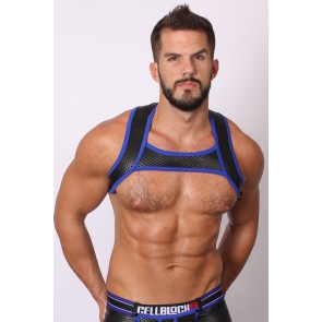 CellBlock 13 Apex Harness - Blue