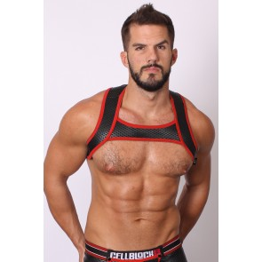 CellBlock 13 Apex Harness - Red