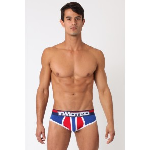 Timoteo Magnitude Brief -- Blue/Red