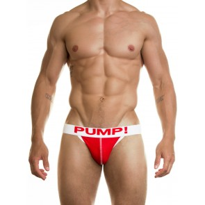 PUMP! Neon Fuel Jock - Red