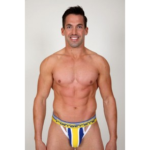 Pistol Pete Olympus Jock - Royal