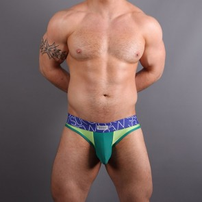 SUKREW Joey Full Brief - Green
