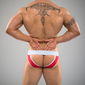 SUKREW Alabas UV Brief - Crimson