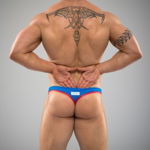 SUKREW Alabas Full Thong- Hero