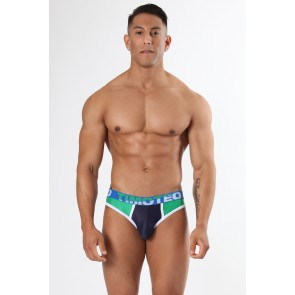 Timoteo Shockwave Brief - Green