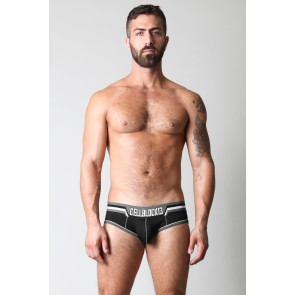 CellBlock 13 Interceptor SlingbackJockstrap - Grey