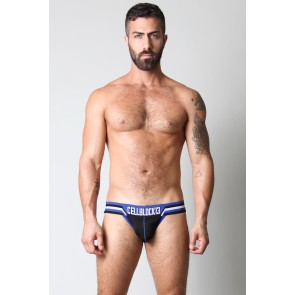 CellBlock 13 Interceptor Jockstrap - Blue