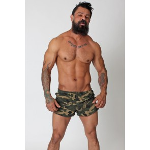 Cellblock 13 Combat Reversible Short