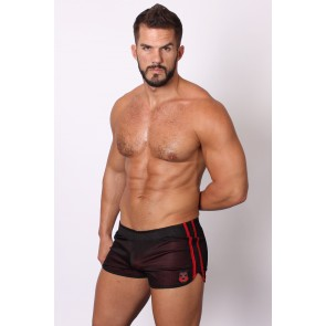 Cellblock 13 Kennel Club Reversible Short - Red
