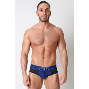 CellBlock 13 Dragnet Jock Brief - Blue