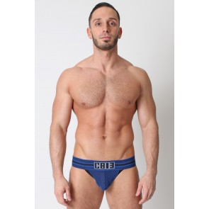 CellBlock 13 Dragnet Jockstrap - Blue
