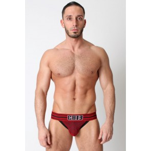 CellBlock 13 Dragnet Jockstrap - Red