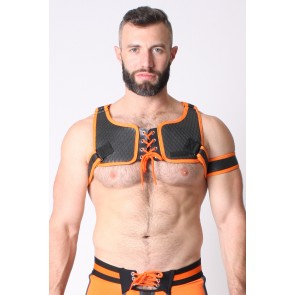 CellBlock 13 Gridiron Harness - Orange