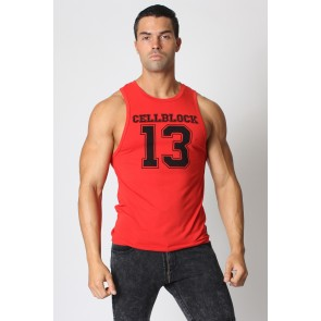 CellBlock 13 Stadium Tank -- Red