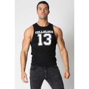CellBlock 13 Stadium Tank -- Black