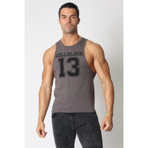 CellBlock 13 Stadium Tank -- Grey